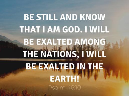 God is Still King