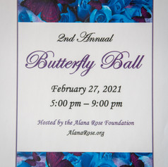 2nd Annual Butterfly