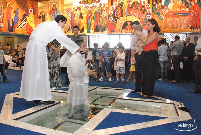 Batizado Daniel