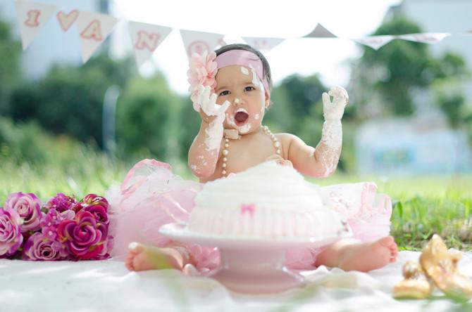 Smash the Cake, você sabe o que é?