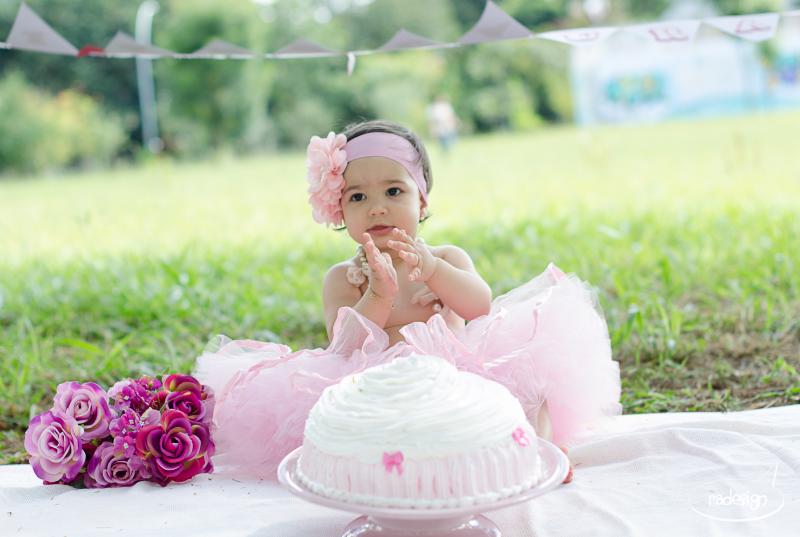 Smash the cake - Laura