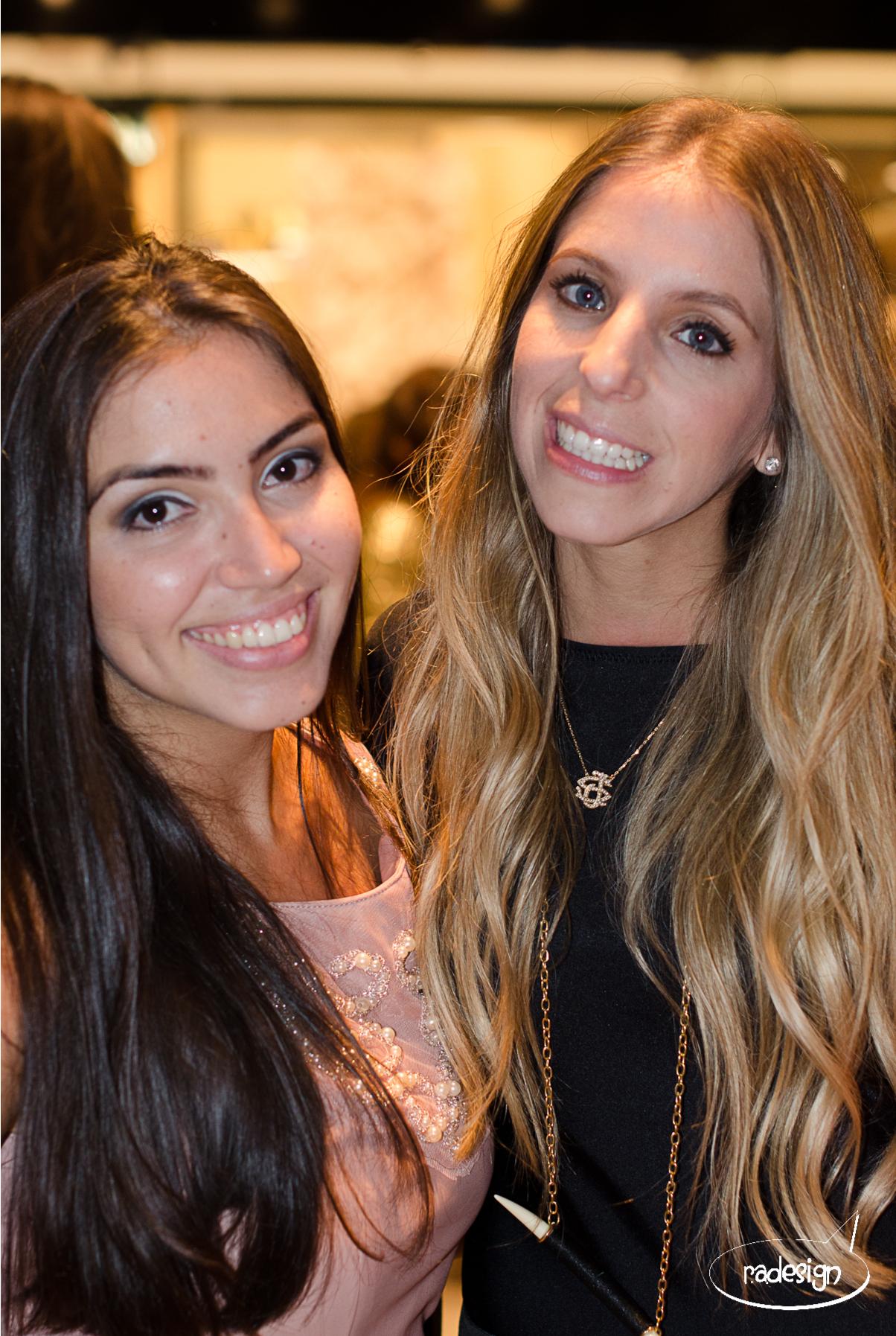Vanessa com Stella Jacintho