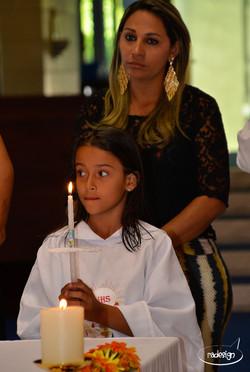 Batizado Dani e Gi
