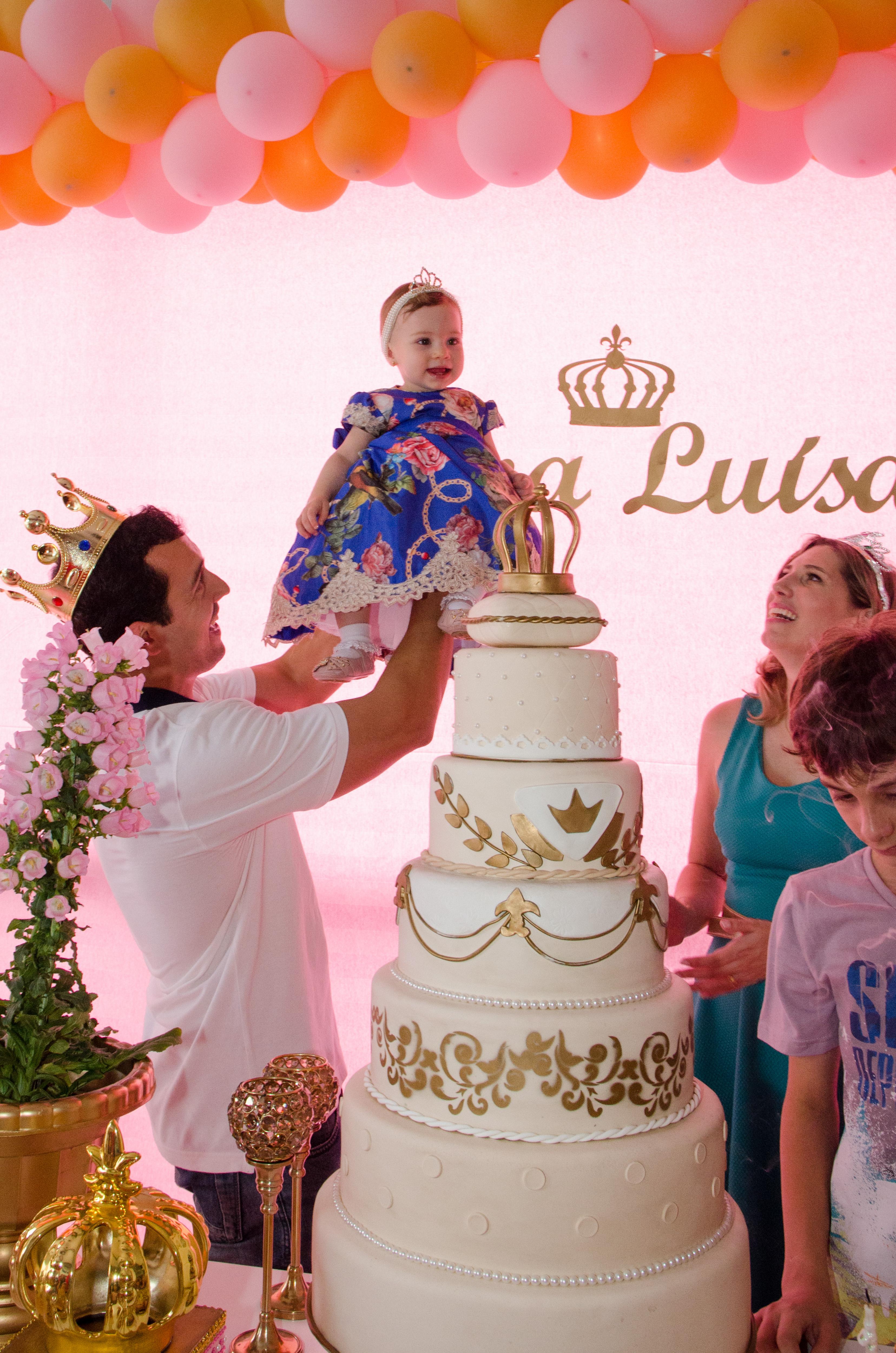 Aniversário Ana Luíza