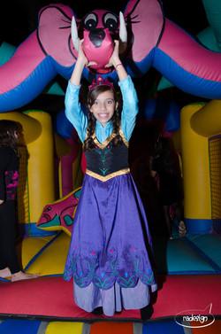 Carolinne - 9 anos