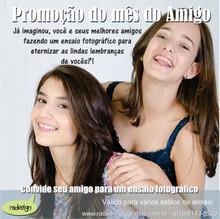 Promoção Mês do Amigo