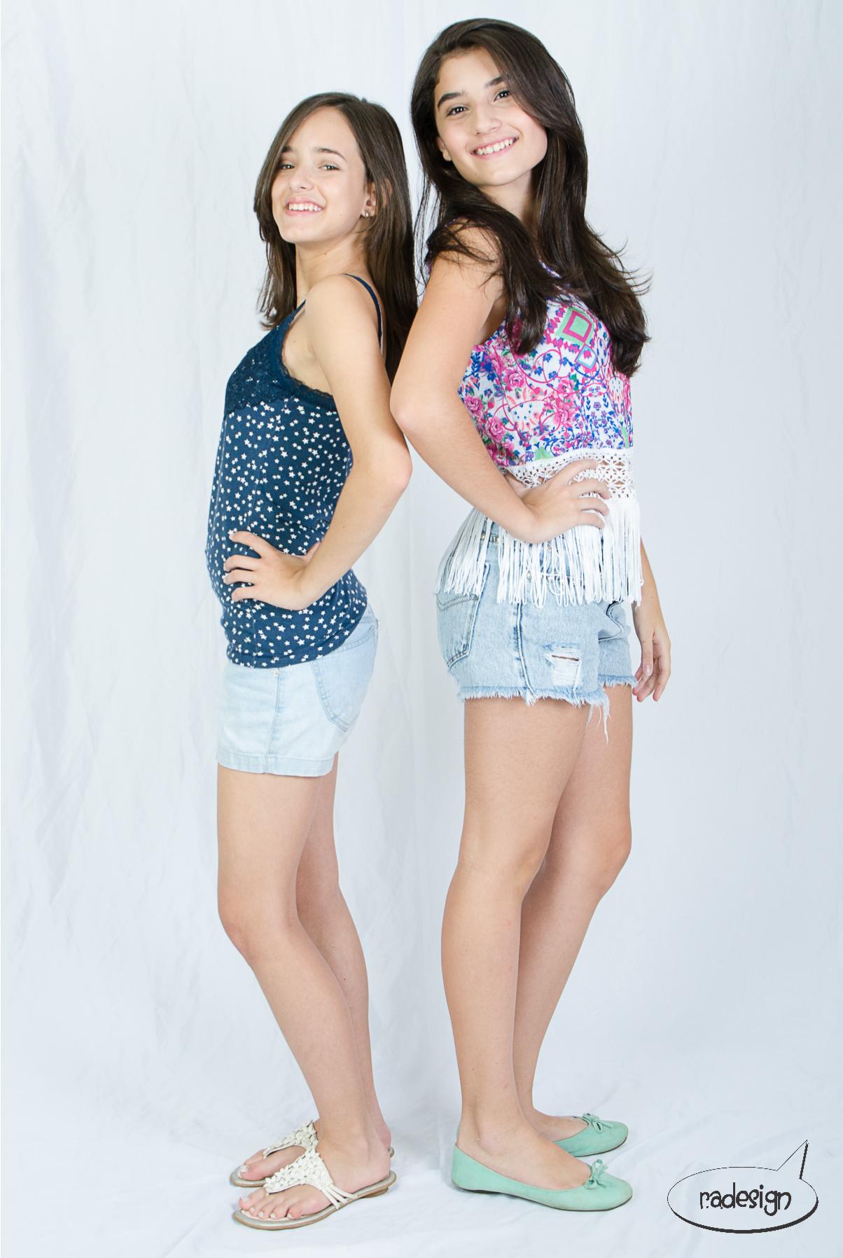 Festa Book Fashion - Ana e Thais