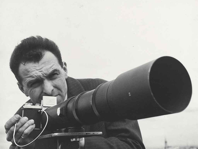 Robert Doisneau - Profissão Fotógrafo.
