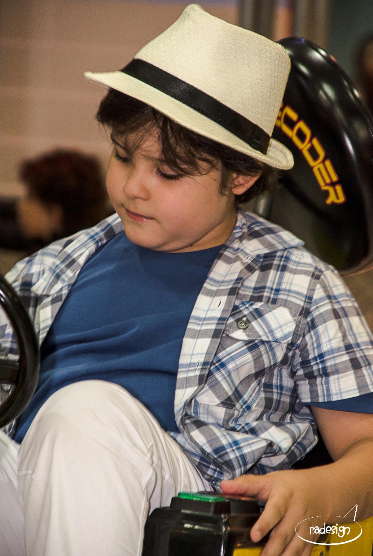 Pedro - 9 anos