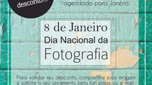 8 de Janeiro - Dia Nacional da Fotografia