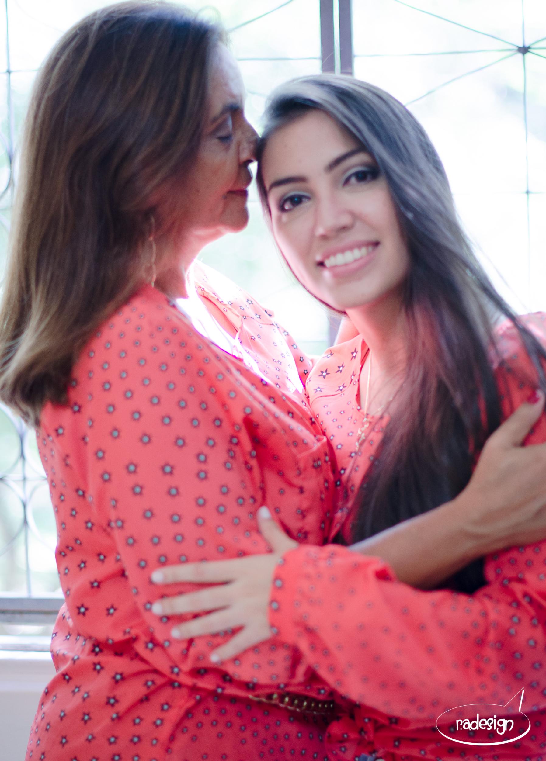 Vanessa e Glória