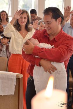 Batizado Pedro Henrique