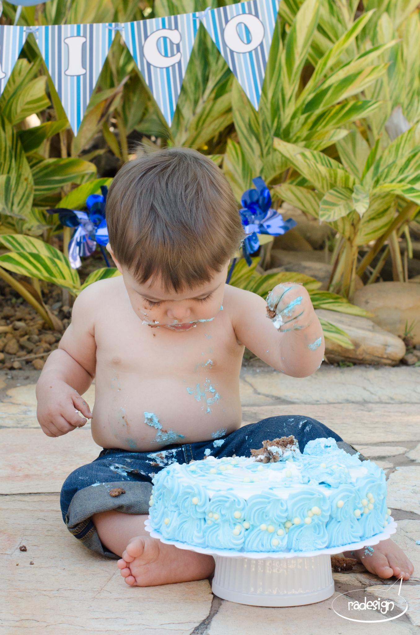 Smash the Cake - Enrico