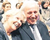 Françoise Bornet e Jacques Carteaud