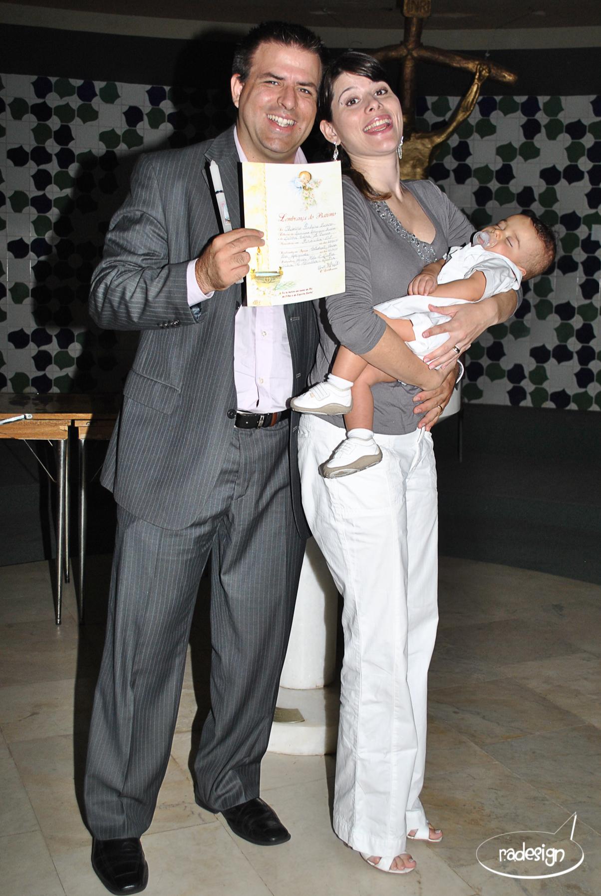 Batizado Theo