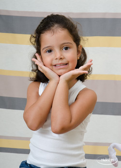 Ensaio Infantil