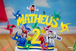 Aniversário Matheus - 2 anos