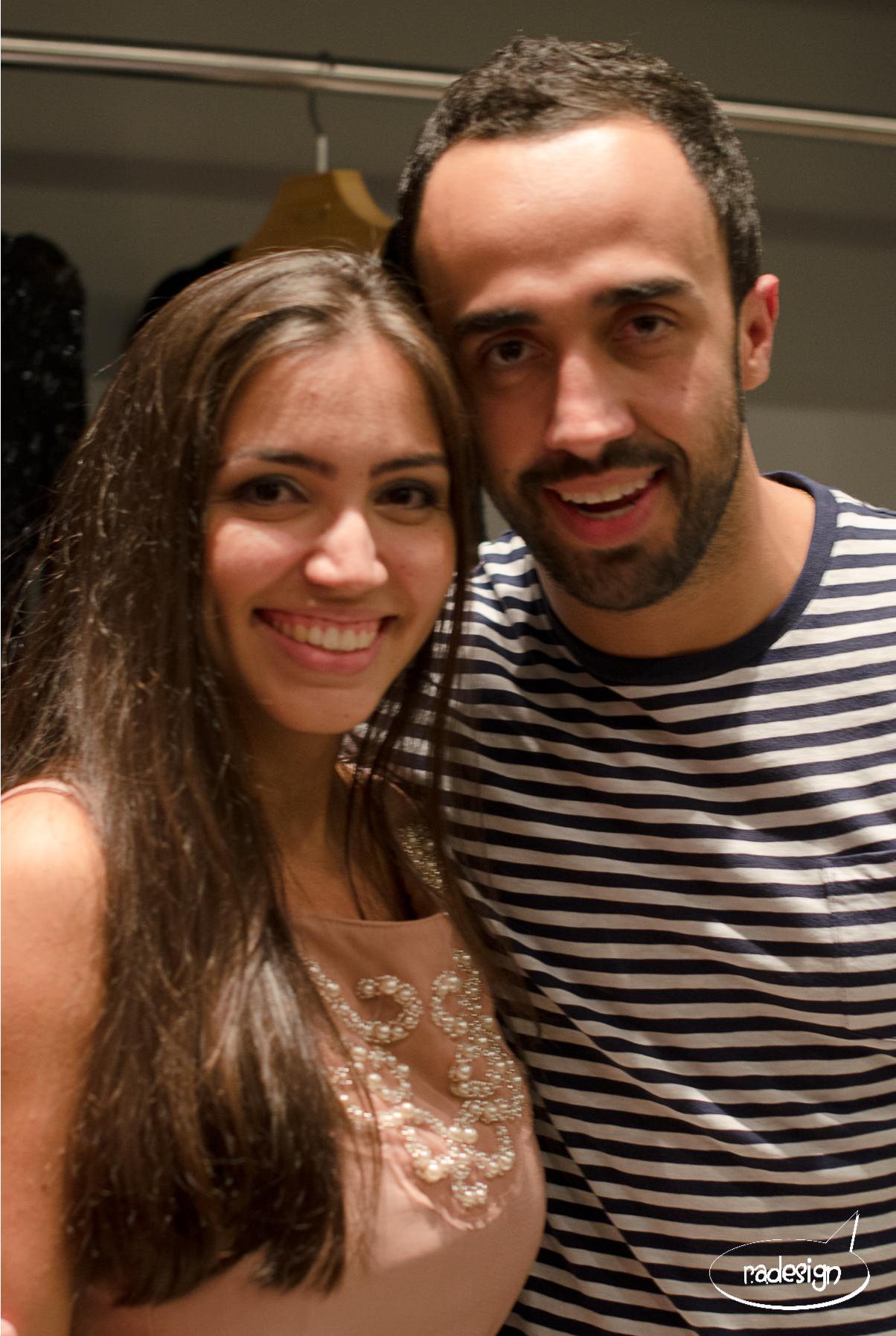 Vanessa e Yan Acioli