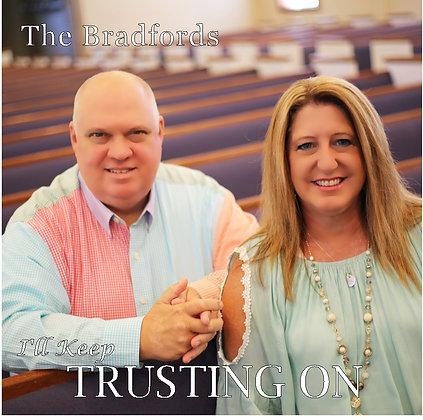 I'll Keep Trusting On - CD