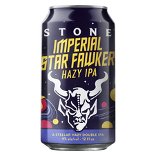 Imperial Star Fawker Hazy IPA ¥950