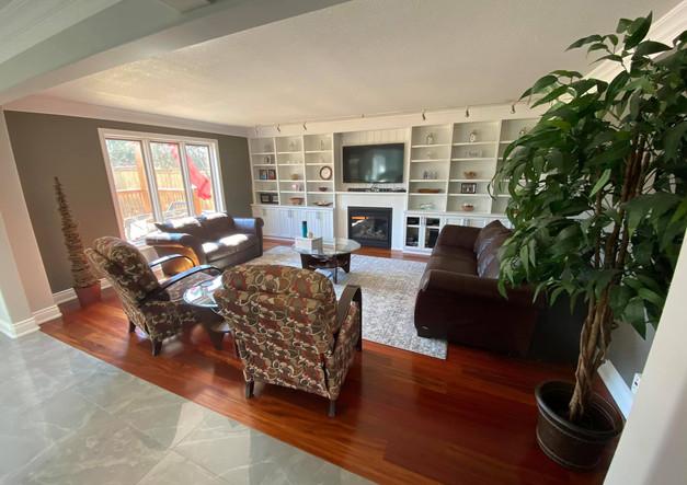 Family Room - Burlington