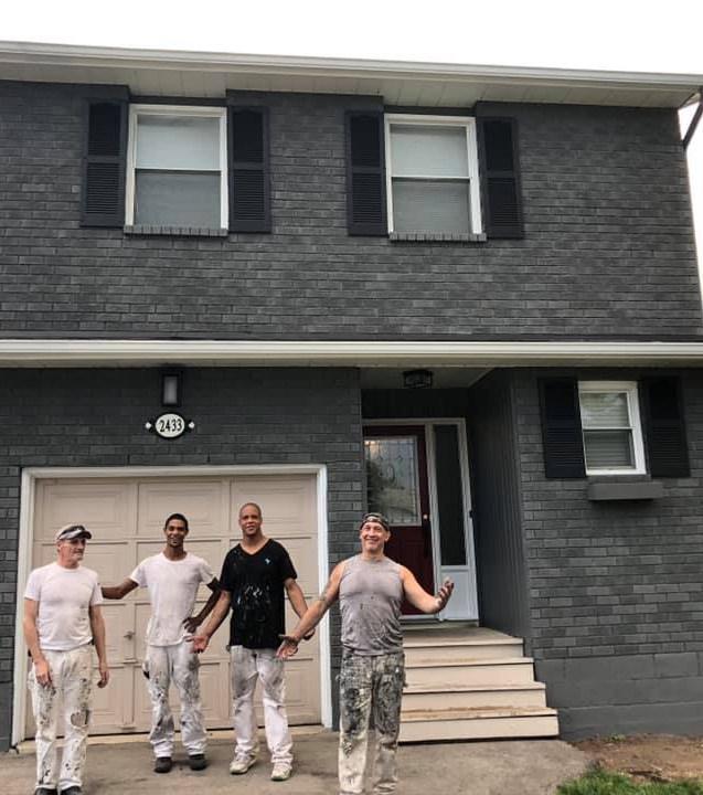 Exterior Brick - Burlington
