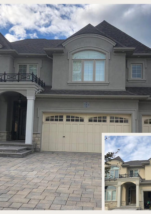 Stucco Painting - Stoney Creek