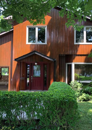 Exterior House Staining - Mississauga
