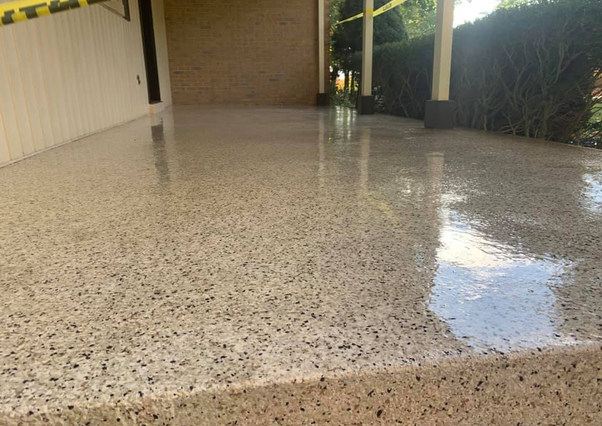 Exterior Epoxy - Burlington