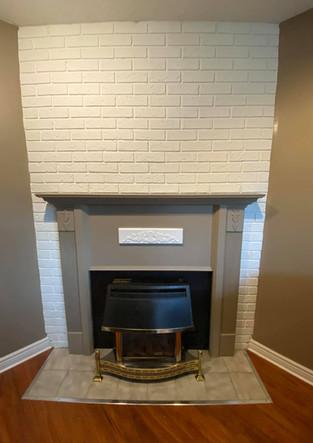 Fireplace - Burlington