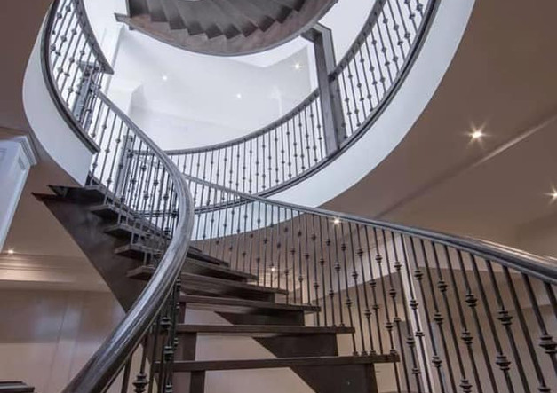 Staircase Staining - Markham