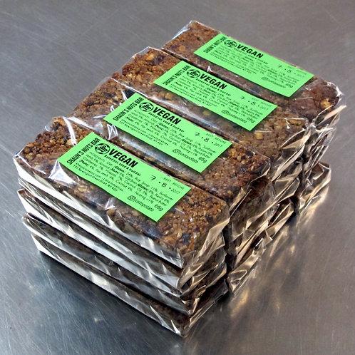 20 X VEGAN - SHAUN'S NUTS BAR - £1.70 each