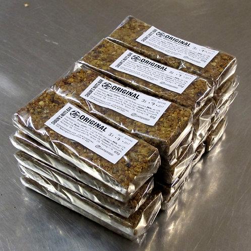 20 X ORIGINAL - SHAUN'S NUTS BAR - £1.70 each