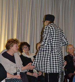Vrouwen Modeshow
