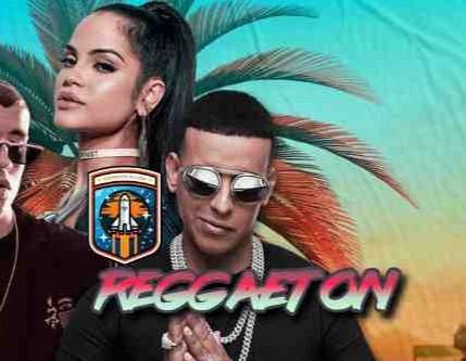 Exploradores de ondas #8 Reggaeton
