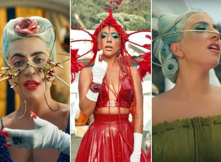 Lady Gaga 911, análisis del videoclip