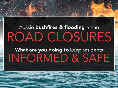 Keep Residents Informed & Safe!
