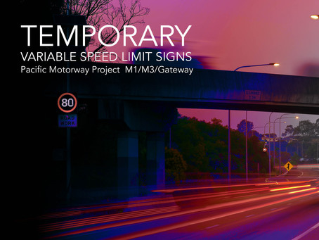 Innovative Roadworks Signs