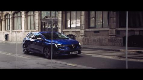 Renault Megane GT TVC