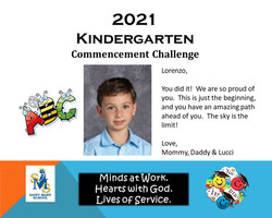 Lorenzo from mom and dad