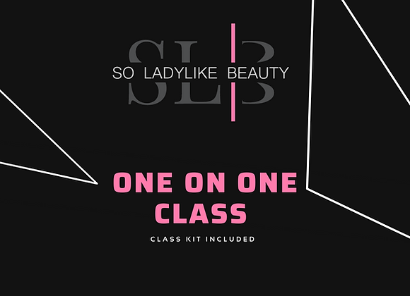 """Hands On """"One-on-One"""" Class"""