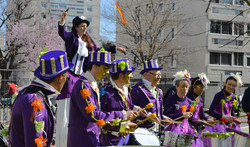Ultra Violet Percussions