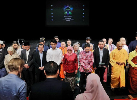 Singapore hosts inter-faith leaders from Asean, set to hold international conference next year