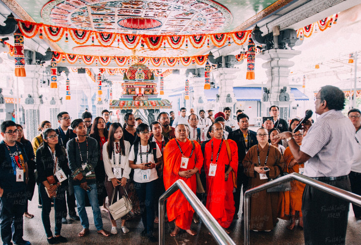 Over the four days, delegates were involved in a variety of engagements including visits to interesting institutions and dialogues on worthy community-led initiatives and experiences relating to intercultural and interfaith cohesion.