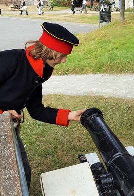 Royal Horse Artillery - Napoleonic - Renacting