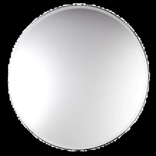 Round Beveled Mirrors