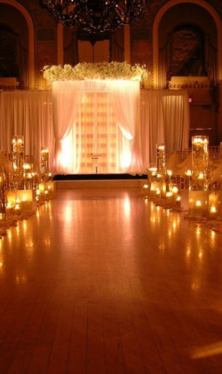 Candle-lit Ceremony