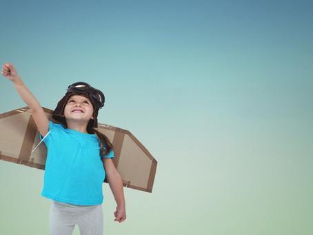 ¿Imaginas que tus hijos viajen cada que los llevas al kínder?
