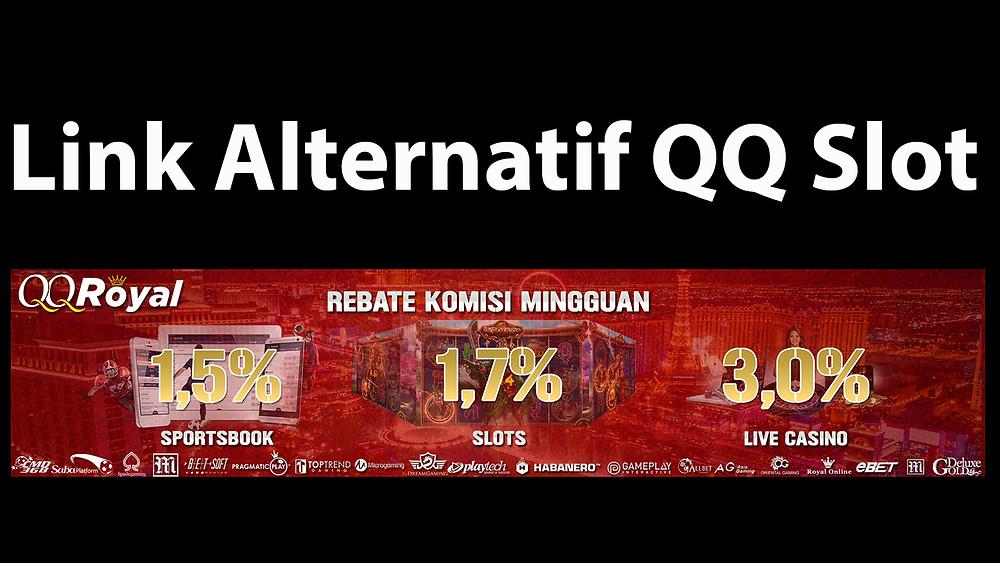 Link Alternatif QQ Slot