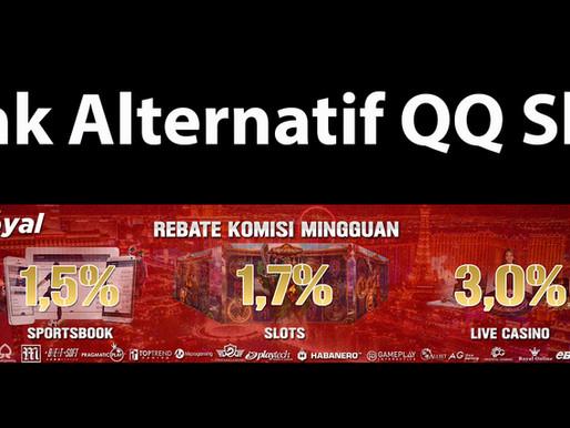 Link Alternatif QQ Slot Terbaru QQRoyal